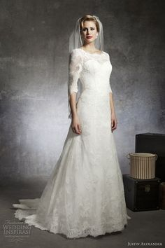 Justin Alexander Wedding Dresses Spring 2013 | Wedding Inspirasi | Page 2