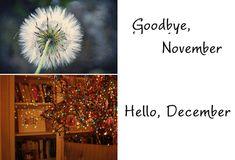 Hello December Good bye November | Goodbye, November. Hello, December - gifs tumblr