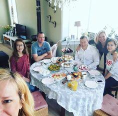 17 april 2017, tweede paasdag bij Hans, Judith, Sophie & Emma! Was super lekker allemaal!