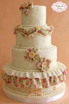 Pretty Cakes, Beautiful Cakes, Amazing Cakes, Big Cakes, Just Cakes, Fondant Cakes, Cupcake Cakes, Cupcakes, Wedding Cake Designs