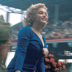 Monroe, 1957