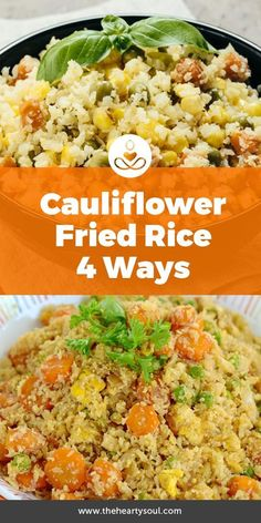 This easy, low-carb, gluten-free dinner recipe comes in 4 awesome variations. Gluten Free Recipes For Dinner, Low Carb Recipes, Whole Food Recipes, Great Recipes, Vegetarian Recipes, Dinner Recipes, Healthy Recipes, Paleo Dinner, Family Recipes
