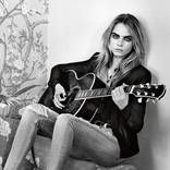 Cara Delevingne Animal Tea Party For Mulberry Spring Summer 2014 Campaign: VIDEO | Grazia Fashion