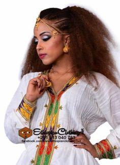 Ethiopian Traditional Wedding Dress | HAILE SELASIE EMPEROR AND ...