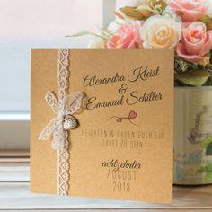 #Hochzeitseinladung Sweet Love: https://www.meine-hochzeitsdeko.de/hochzeitseinladung-sweet-love