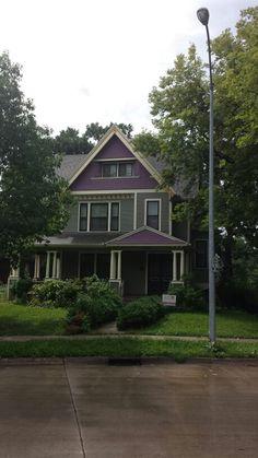 Cottage Grove, Des Moines Victorian