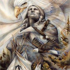 Beautiful Native American Artwork
