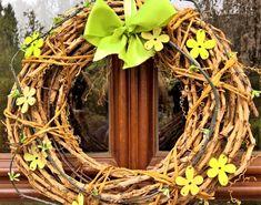 Free Image on Pixabay - Door Wreath, Türdekoration Door Wreaths, Grapevine Wreath, Free Pictures, Free Images, Grape Vines, Doors, Vineyard Vines, Vines, Doorway