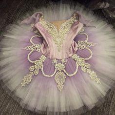 Laura Berry Classical Ballet Tutu for Le Corsaire - Medora Act II