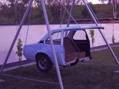 Swing | #swing #travel #glamping @GLAMPTROTTER