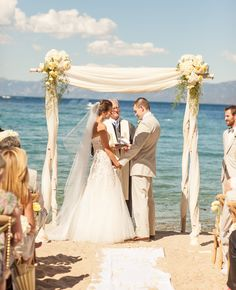 A Casual Lake Tahoe Wedding Video by Reel Eyes Media | The Knot Blog – Wedding Dresses, Shoes, & Hairstyle News & Ideas