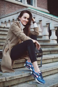Nikes exclusive to Foot Locker! And Studentrate has a student discount!  http://www.studentrate.com/all/get-all-student-deals/Foot-Locker-Student-Discounts--/0
