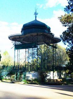 Jardim da Estrela - Coreto Portugal
