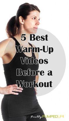 5 Best Warm-Ups Before a Workout