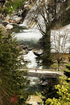 Waterfall, Spring, Outdoor, Winter Vacations, Summer Vacations, Bicycling, Nature, Outdoors, Waterfalls