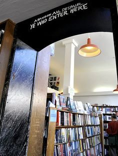 Another literary heaven, City Lights Bookstore in San Francisco