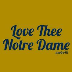 Love thee ND! Notre Dame Football, Go Irish, Fighting Irish, Champion, Ireland, Cheer, University, God, Awesome