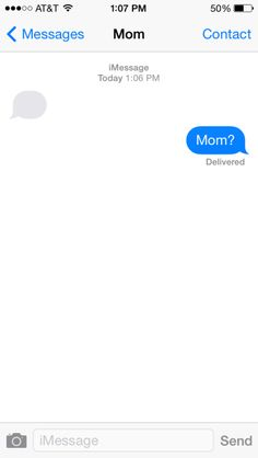 # Hilarious Text Responses From Mom 12