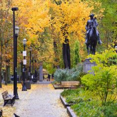 Park Blocks, Portland, Oregon