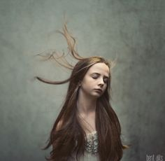 Berit Alits-Standing-With-The-Wind We feature the best child photography in the world