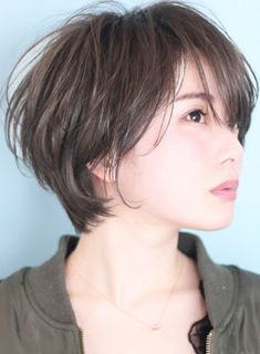 Pin on Haircuts Pin on Haircuts Short Sassy Haircuts, Short Hairstyles For Women, Bob Hairstyles, Asian Short Hair, Short Hair Cuts, Medium Hair Styles, Short Hair Styles, Pelo Pixie, Grunge Hair