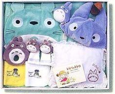 Totoro Baby Gift Set!