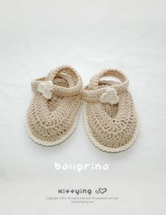 Baby Ballerina Crochet PATTERN Kittying Crochet Pattern by kittying.com from mulu.us  This pattern includes sizes for 0 - 12 months.