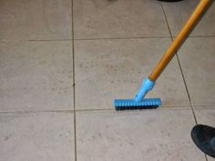 How to Remove Grease Stains from Grout Grout Stain, Tile Grout, Floor Grout, Tile Floor, How To Remove Grout, Grout Remover, Porous Materials, Grease Stains, Grout Cleaner