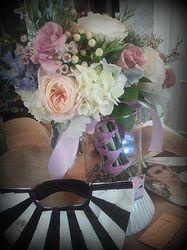 Weddings - Botanical Floral Designs Floral Designs, Glass Vase, Floral Wreath, Wreaths, Table Decorations, Weddings, Home Decor, Flower Crown, Bodas