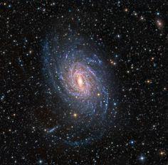 NASA's Astronomy Picture Of The Day: Spiral Galaxy NGC 6744