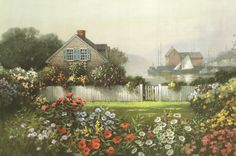 *Spring flowers...Robert Duncan