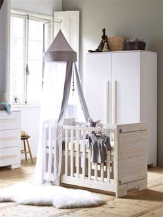 Right babykamer van coming kids.