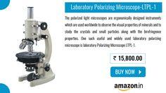 #Buy #Online Laboratory Polarizing #Microscope - LTPL-1  Read More at:-http://goo.gl/2P0mWN