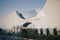 Aeropuerto Internacional de Banjul. Gambia. África.