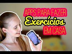 EXERCÍCIOS EM CASA COM APPS (GRATUITOS)