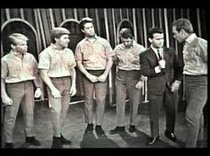 The Beach Boys with Dick Clark ~ American Bandstand