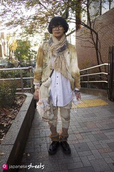 Magazine on Japanese street fashion, runway fashion and street culture. Japan Street, Street Culture, Japanese Street Fashion, Runway Fashion, Harajuku, Fur Coat, Hipster, Street Style, Guys