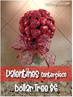 Elegant Dollar Tree Decoration Ideas For Valentines Day — Home Design Ideas Candy Bouquet Diy, Valentine Bouquet, Diy Bouquet, Kinder Valentines, Valentine Day Crafts, Holiday Crafts, Valentine Baskets, Valentinstag Party, Chocolates