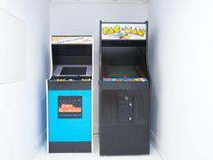 Vintage Arcade Games from Rev Run's Renovation