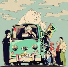 Imagem de gintama, yorozuya, and shinsengumi Aesthetic Art, Aesthetic Anime, Manga Anime, Anime Art, Gintama Wallpaper, Samurai, Otaku Mode, Comedy Anime, Okikagu