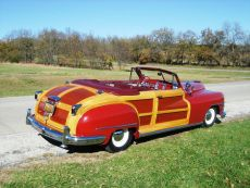 1946 Chrysler Town & Country Convertible Coupe
