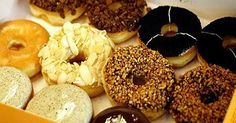 See related links to what you are looking for. Donut Recipes, Cake Recipes, Cooking Recipes, Doughnut Muffins, Kitchen Time, Bakery Cakes, Indonesian Food, Bagel, Catering