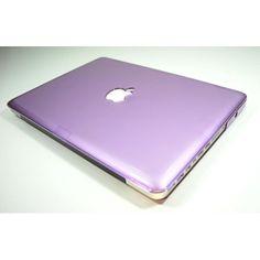 purple MacBook Pro case/cover
