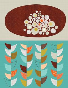 Petal Pods I by Jenn Ski - Canvas Prints at Hayneedle Framed Artwork, Wall Art Prints, Fine Art Prints, Poster Prints, Canvas Prints, Famous Abstract Artists, Frames For Canvas Paintings, Graphic Artwork, Affordable Wall Art