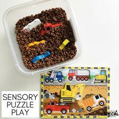Puzzle Play Activiti