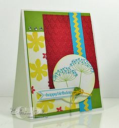 Stampin' Up Summer Silhouettes and Itty Bitty Banners Stamp Sets