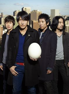 Mr. Children Popsaurus Egg