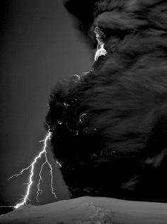 Dark Clouds/Lightning strikes