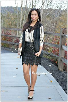 Stitch Fix Review | Fall Style | Holiday Outfit | Fall Fashion