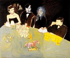 Denis Castellas Oil on canvas 2006, 230x190 cm Private collection